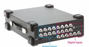 Digitalizadores con líneas adicionales de E/S para pruebas de modo fijo