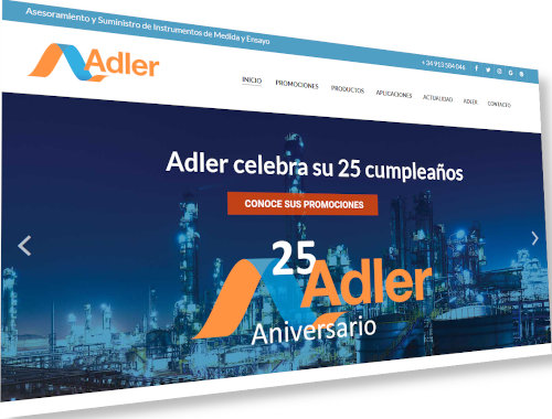 ADLER celebra su XXV aniversario