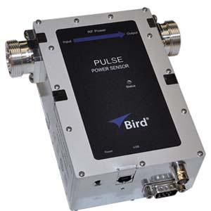 Sensor de potencia de pulso con una precisión del 0,5%