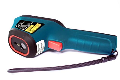 Cámara termográfica con USB y software