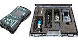 Analizador de señal y registrador de datos