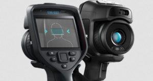 cámaras térmicas modificadas para detección de temperatura