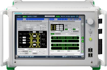 Detector de errores PAM4 a 116 Gbps