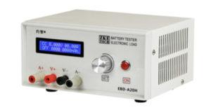 Carga electrónica DC con múltiples modos de descarga