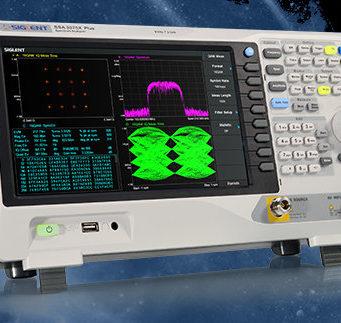 Analizadores de espectro con capacidad VNA