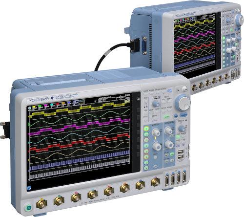 osciloscopio vinculable de señal mixta