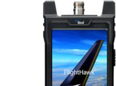 Analizador de cable y antena RF para aviación