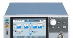 Super convertidor RF de banda Q/V para test de cargas en satélites