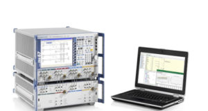 Solución de testeo para radares AESA