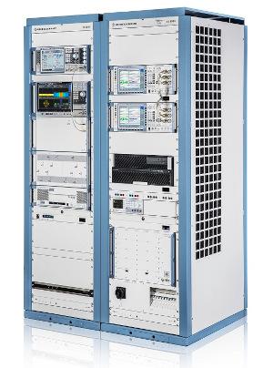 Sistema de pruebas para certificación de dispositivos 5G
