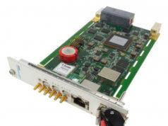 Tarjeta de tiempo y frecuencia VPX 3U con GPS/IRIG