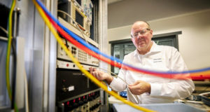 Laboratorio europeo de calibración con la norma ISO 17025: 2017