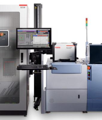 Sistema de pruebas paramétricas con software KTE 7