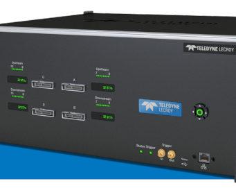 Analizador de protocolos PCIe 5.0 y CXL Summit T516