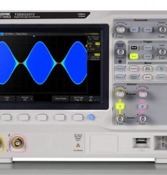 Osciloscopios a 2 Gs/s para laboratorio