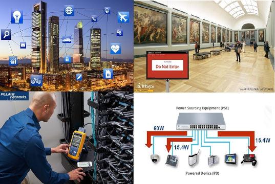 Webminar sobre medidas PoE y control de aforo de edificios