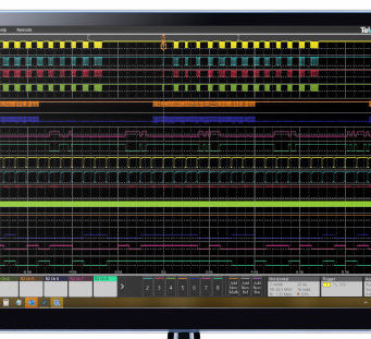 TekScope Software de análisis de formas de ondas