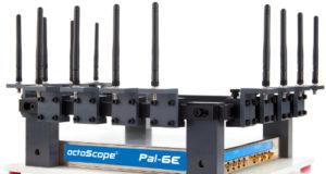 octoScope Instrumento de pruebas con soporte para Wi-Fi 6E