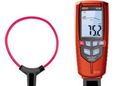DT-388 Pinza amperimétrica de mano con sonda flexible
