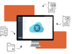 TekDrive Software de colaboración de datos