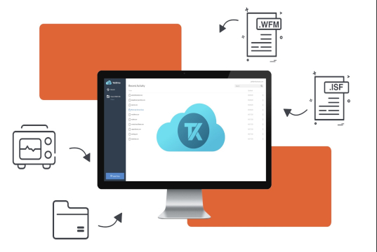 TekDrive Software de colaboración de datos