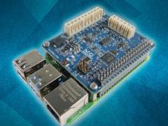 MCC 128 HAT Raspberry Pi para medición de voltaje