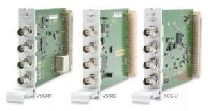 Módulos para sincronización de emisiones audiovisuales