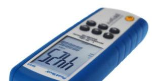 Medidor de presión diferencial con USB PeakTech 5144