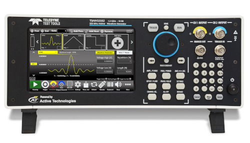 T3AWG3252 Generadores de funciones arbitrarias de 16 bit
