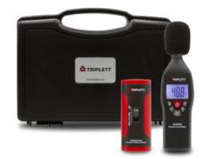 Sonómetro SLM400 para medición del nivel de ruido