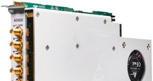 Digitalizador de 12 bits modular con transferencia de 7 Gb/s
