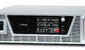 Cargas electrónicas CC de 2400 W en un formato 3U