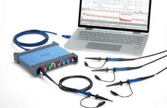 PicoScope 4000A osciloscopios basados en PC