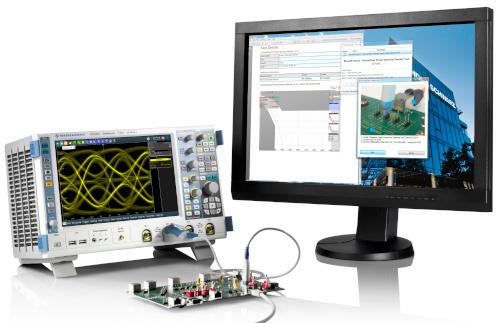 Solución disparadora K58 y de decodificación Ethernet