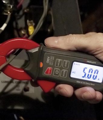 CM24 Pinza medidora de corriente