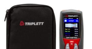 TDR100 Medidor de longitud de cable con tecnología TDR