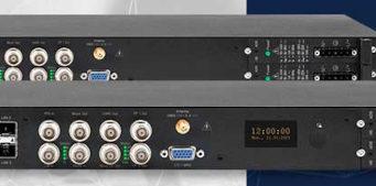 microSync Sincronizadores de tiempo compactos y flexibles