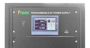 ADG-P Fuentes de alimentación DC programables de hasta 100 kW