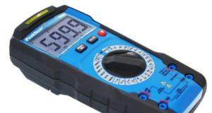 Multímetro digital RMS PeakTech 3350