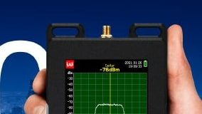Spectrum Compact Analizador de espectro ultra portátil