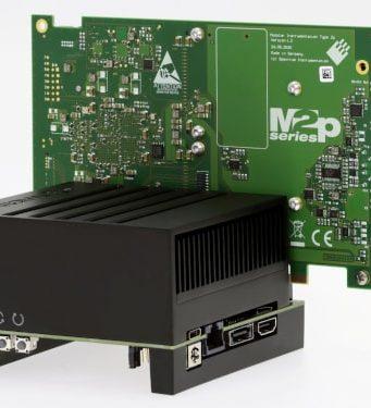 Digitalizadores y AWG con soporte de NVIDIA Jetson basado en ARM