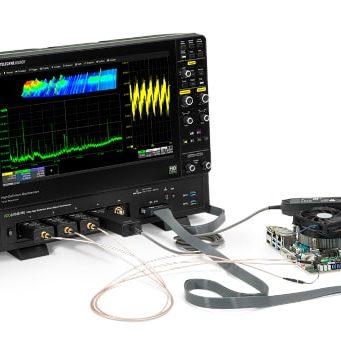 Osciloscopio de alta definición HDO6000B