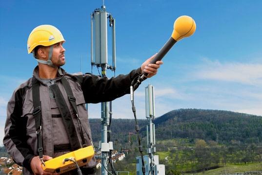 SRM-3006 Solución de medida selectiva de código 5G NR