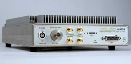 Analizador de espectro de onda SM435B