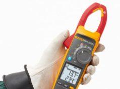 377 FC y 378 FC pinzas amperimétricas sin contacto