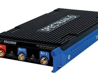 SPECTRAN V6 X Analizador de espectro USB de 6 GHz