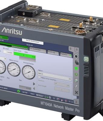 MT1040A Analizador de red 400G portátil con nuevas funciones