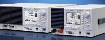 Cargas CC programables de 300 y 1000 W