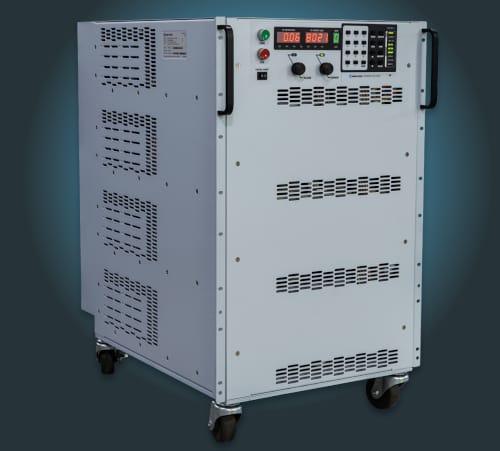 Fuentes de alimentación CC programables TS Series