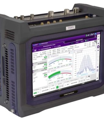 Equipo de testeo de radio CX300